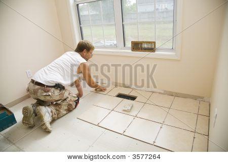Ceramic Tile Installer