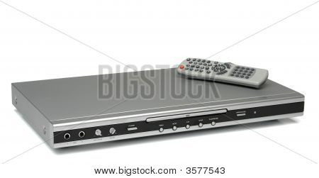 Dvd Cd Mp3 Player With Remote Control