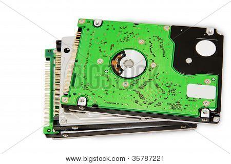 Notebook Harddisks