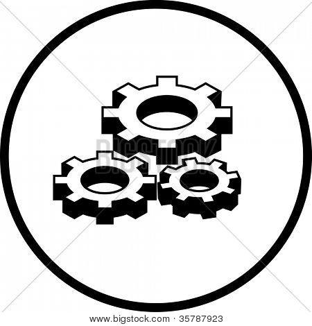 gears symbol