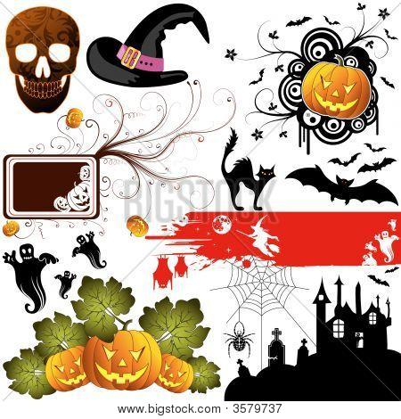 Jogo de Halloween