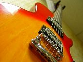 Guitar Surface poster