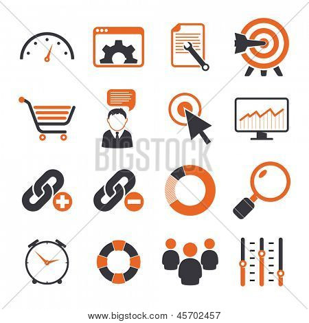 SEO icons sets