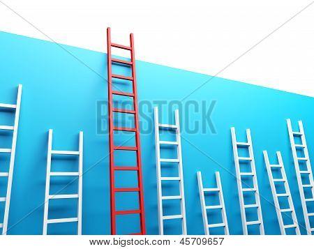 Highest Ladder