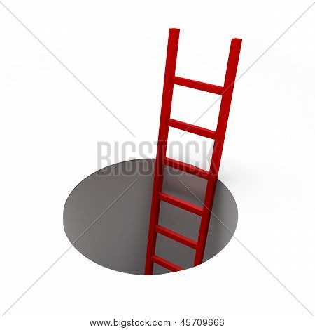 Ladder Out Of The Hole