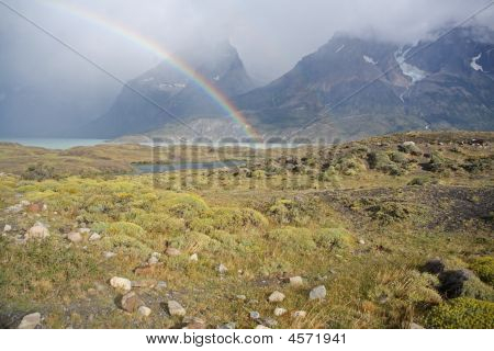 Rainbow Near Cuernos