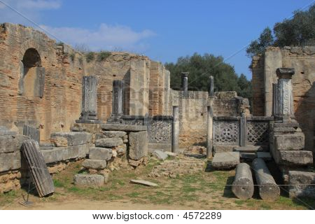 Olympia Archeological Site