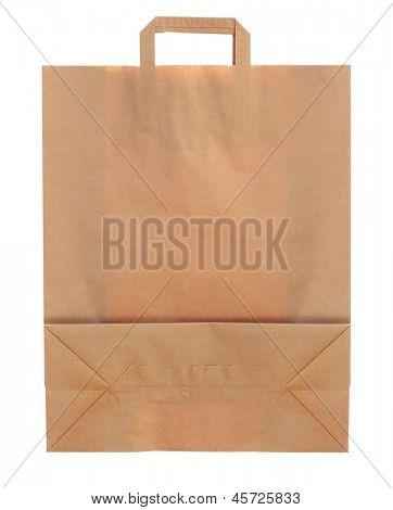 Paper shopping eco bag