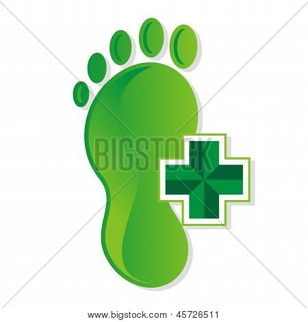 Podiatrist Symbol