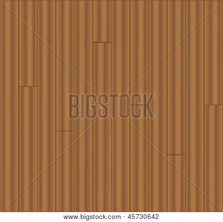 Vector wooden background. vector