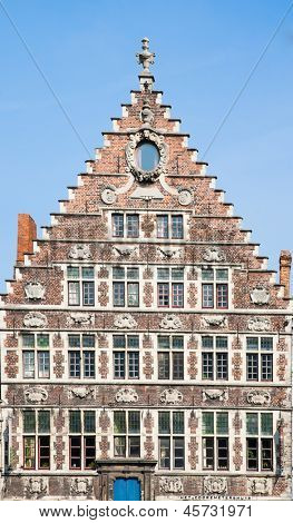 Ghent house