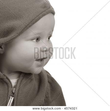 Bebê verde