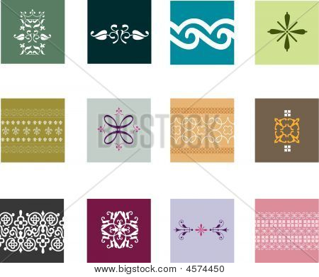 Intricate Patterns Background 2