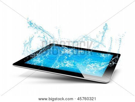 Tablet Water