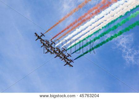 Italian Acrobatics