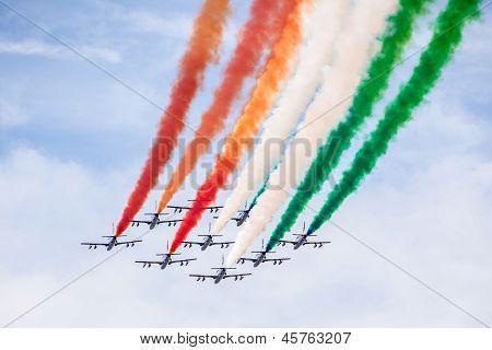 Italy In The Sky