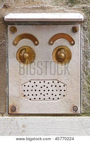 Doorbell Face