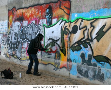 Graffity Painter