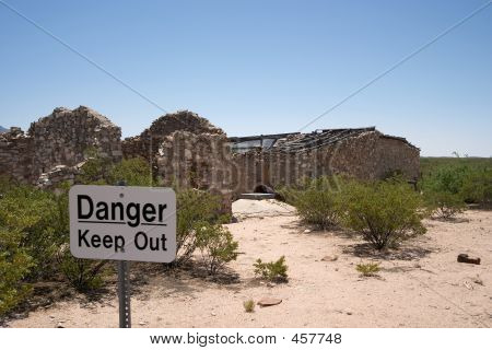 Mcdonald Ranch House Ruins