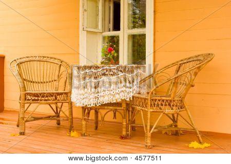 Cozy Veranda