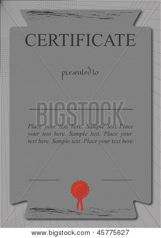Tech Certificate