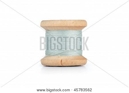 Old Thread Spool