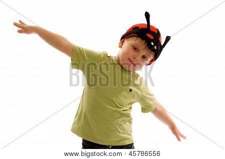 I'm Ladybird