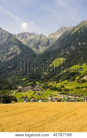 Gran San Bernardo (switzerland)