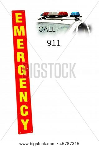 Emergency - Call 911