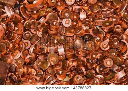 Scrapheap Of Copper