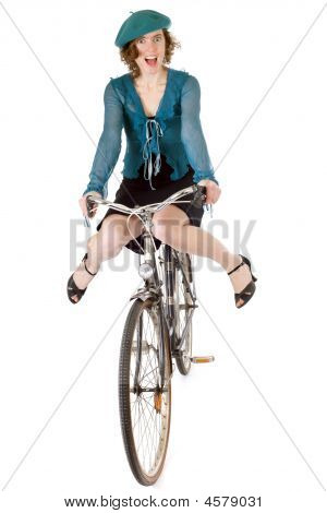 Funny Biking