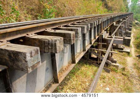 Dead Railway Route.