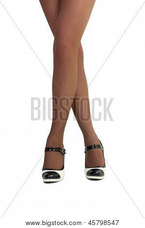 Beautiful Female Legs