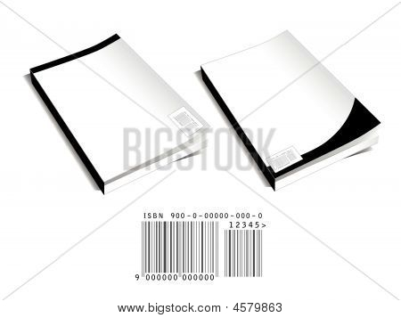 Book Covers With Barcode