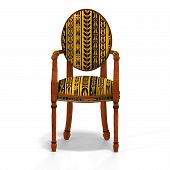 Int Chair Pele 02 A Kopie poster