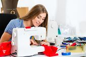 stock photo of tailoring  - Freelancer  - JPG