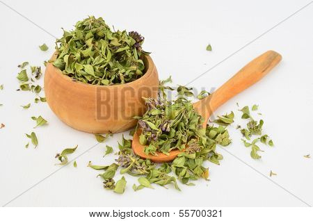 Dessicated Wild Thyme