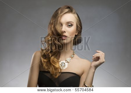 Sexy Fashion Woman