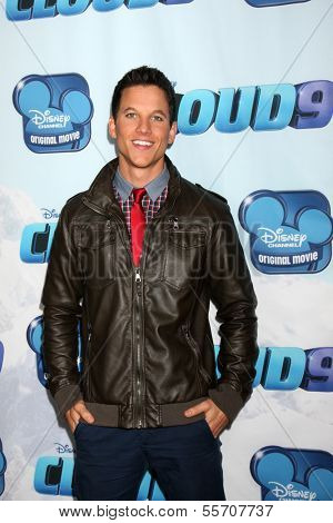 LOS ANGELES - DEC 18:  Mike C. Manning at the Premiere Of Disney Channel's