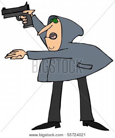 Robber man