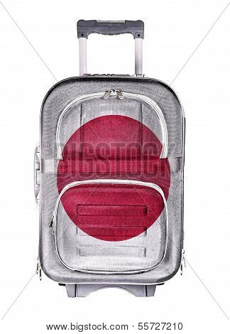 Travel Suitcase, The Concept Of Emigration
