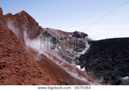 Volcano Avacha