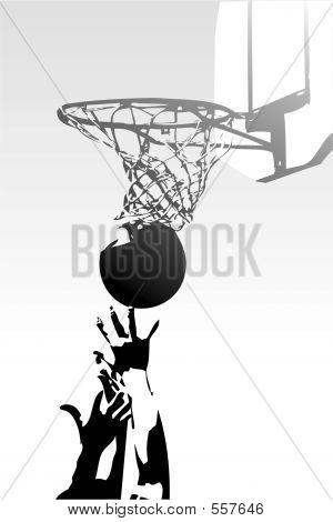Competencia en el deporte - baloncesto