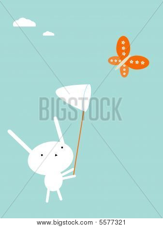 Catching Butterflies
