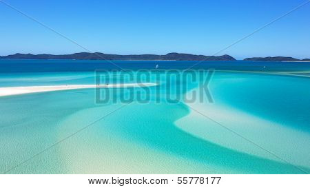 Whitehaven Beach-whitsundays