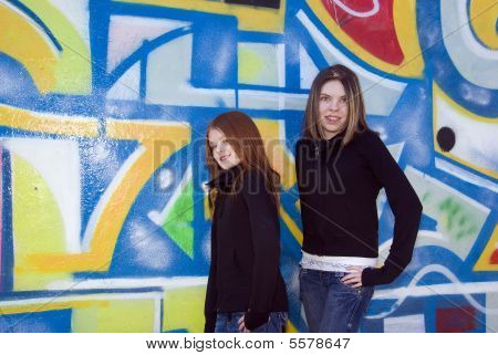 Tween and Teen portrait