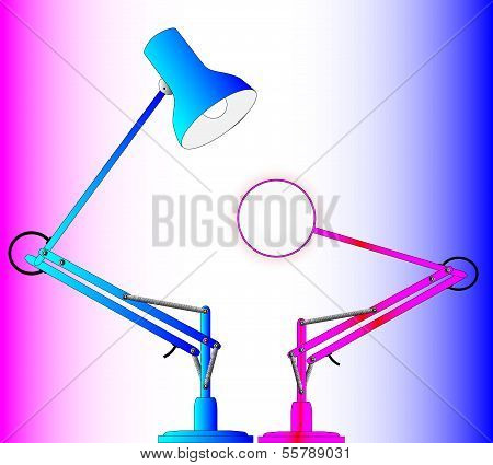 Male And Female Lighting