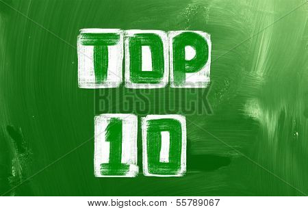 Top 10 Concept