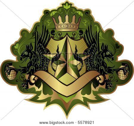 Crest Heraldic
