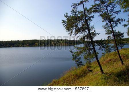Lake Oner, Yakutia